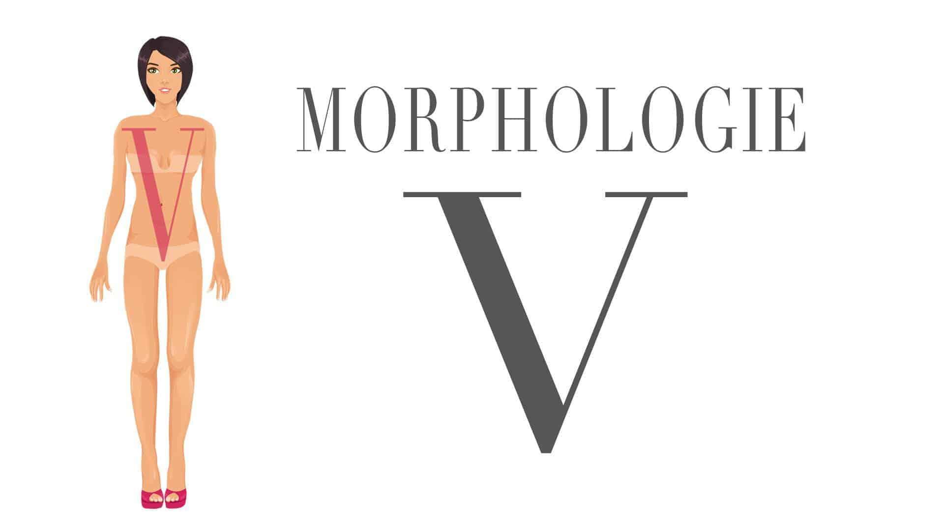 84f80627ffe Morphologie en V ou pyramide inversée   comment s habiller