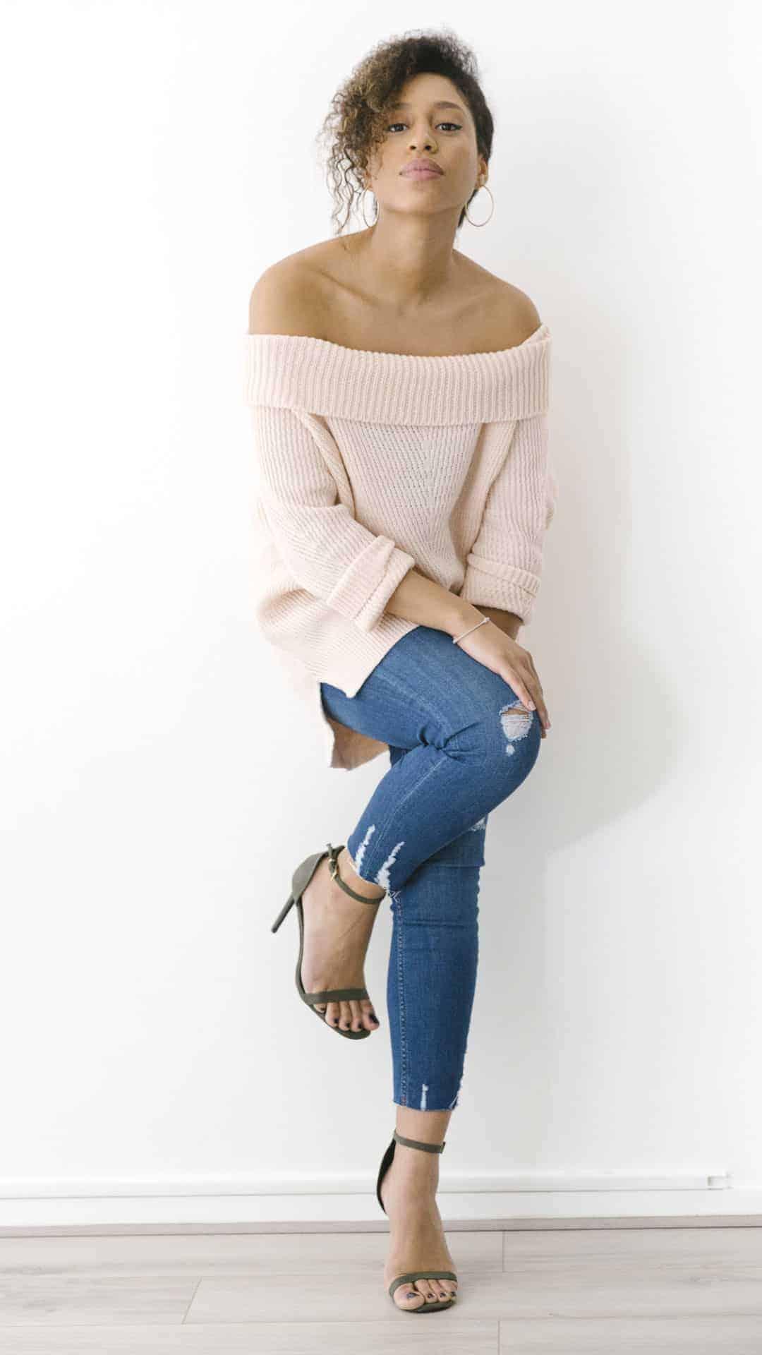 Quel jean pour quelle morphologie femme - Quelle coupe de jean choisir ...