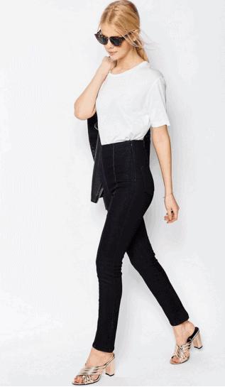 comment choisir son jean pour femme blog amour mode beaut. Black Bedroom Furniture Sets. Home Design Ideas