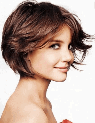 Coupe de cheveux visage long carre