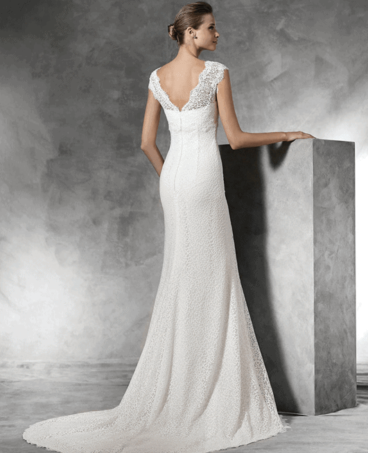 Robe de mariee empire Pronovias