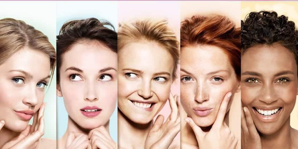 comment avoir une peau parfaite : connaître son type de peau