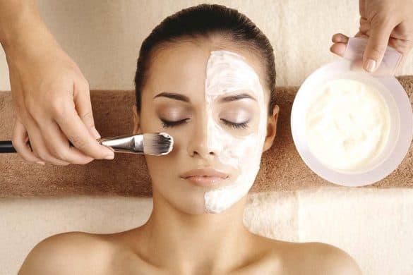 Masques visage maison : recette de grand-mre pour masque