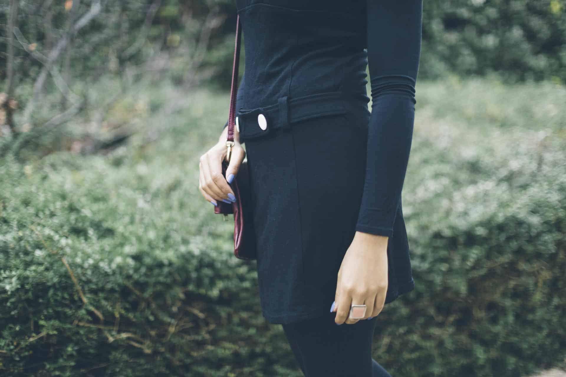 02aadd771e30 17 idées de looks pour porter la robe noire !