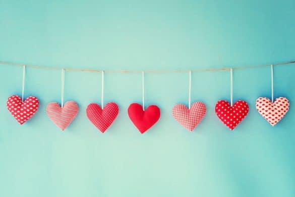 Tenue pour la saint valentin