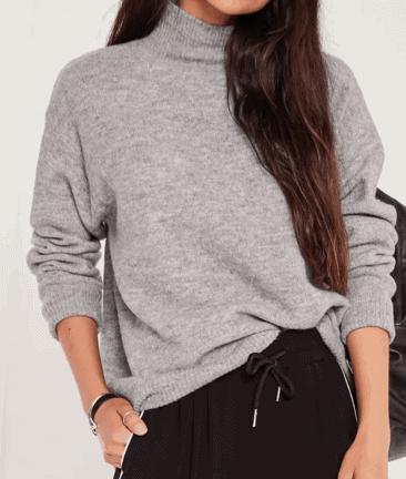 magasin en ligne 734db 8965a Col cheminée : comment le porter ? Blog Amour, Mode & Beauté
