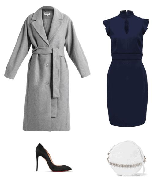018d8071b94 Quelle couleur associer avec une robe bleu marine   12 exemples !