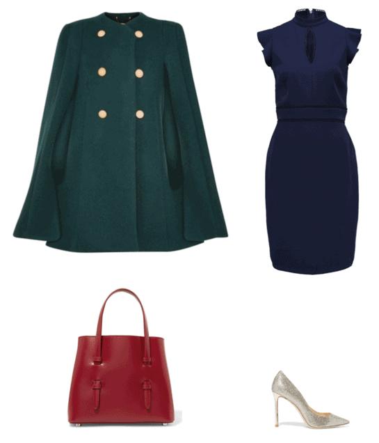 quelle couleur associer avec une robe bleu marine 12 exemples. Black Bedroom Furniture Sets. Home Design Ideas