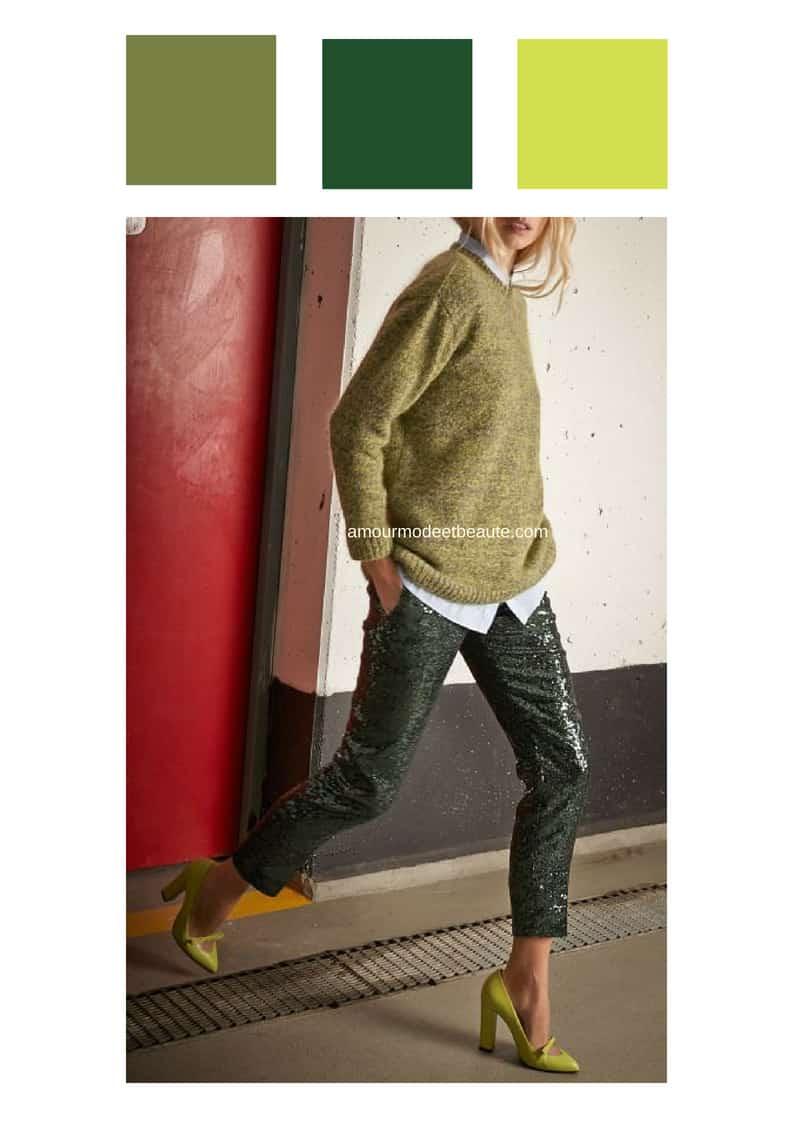 Qui Vont Pour Ensemble Couleurs Intégral S'habiller Guide Les 1BqTw5v