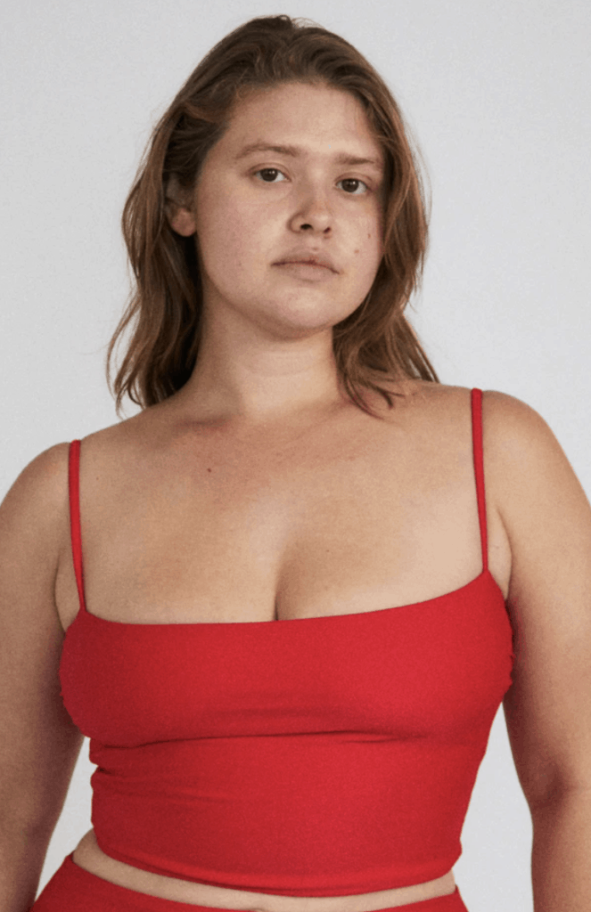 quel maillot morphologie brassiere rouge