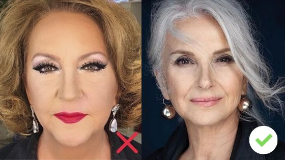 Comment bien se maquiller à plus de 40 ans