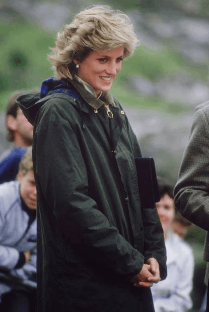 Tenue De Pluie Femme Barbour Diana