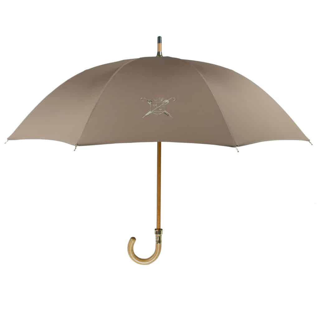 Tenue De Pluie Femme Parapluie Solide