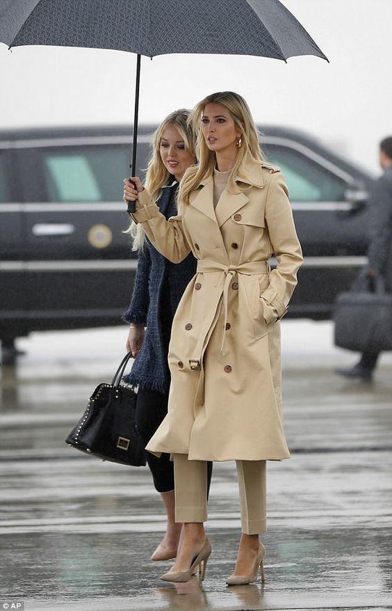 Tenue De Pluie Femme Trench Coat
