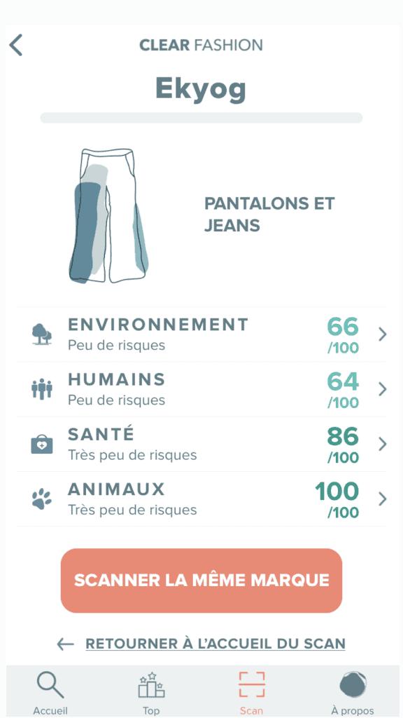 Ekyog Ethique Ecoresponsable Jean Gots Clearfashion