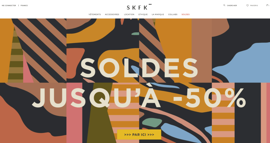 Skfk Marque Ethique Soldes, marque ethique, marque ethique skfk, skfk, slow fashion skfk, skfk robe, skfk robes, skfk en ligne, skfk soldes, skfk boutique, marque ethique pas cher, marque ethique petits prix