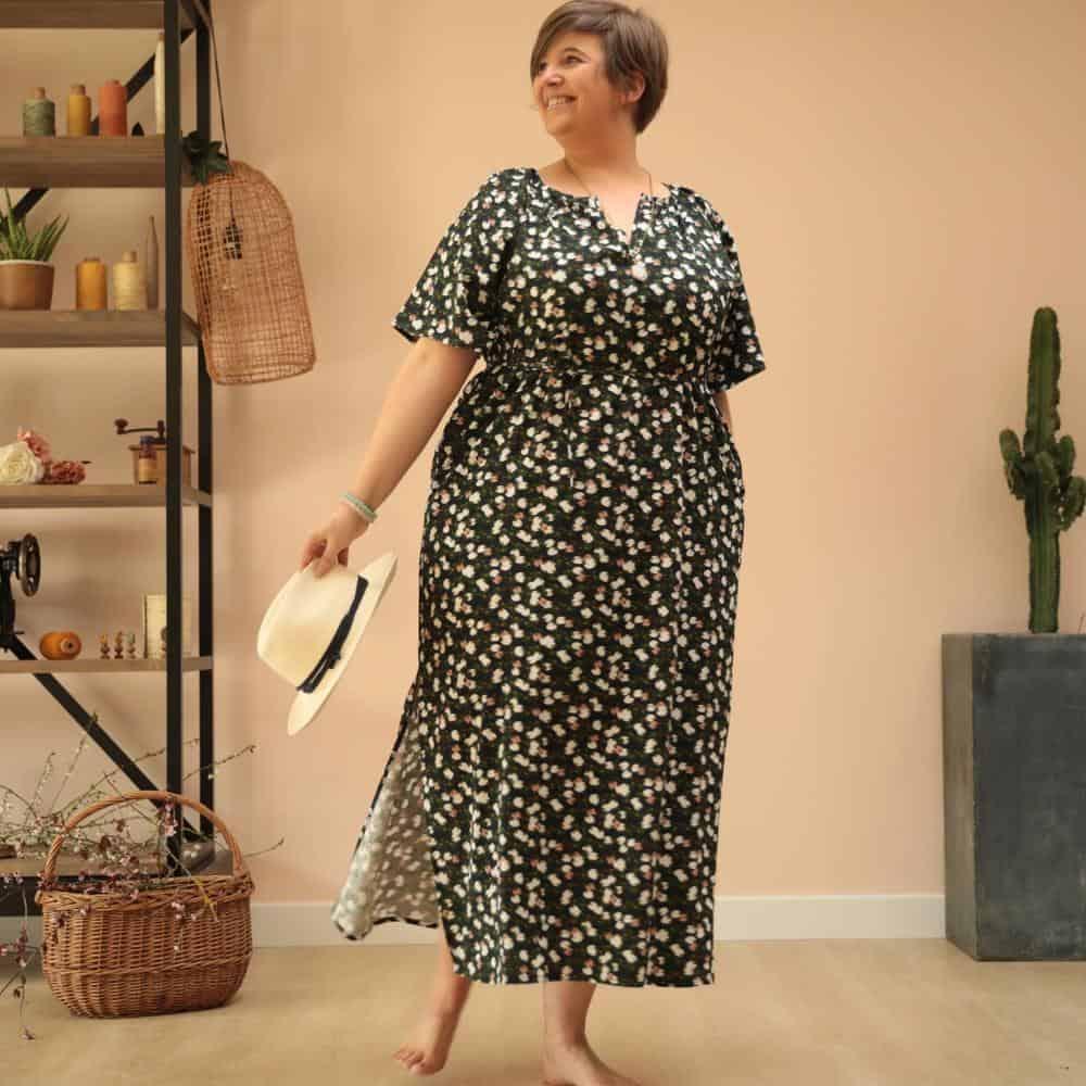 marque ethique grande taille robe femme quintessencefrance
