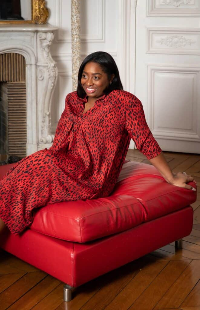 marque ethique grande taille robe octavie leonie robe longue