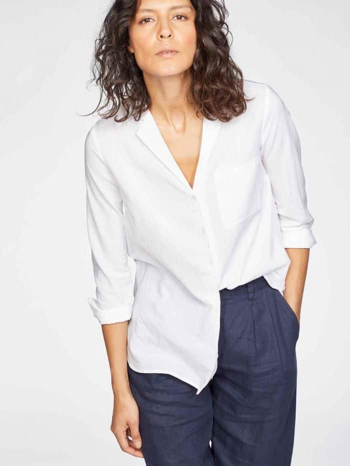 marque ethique thought chemise