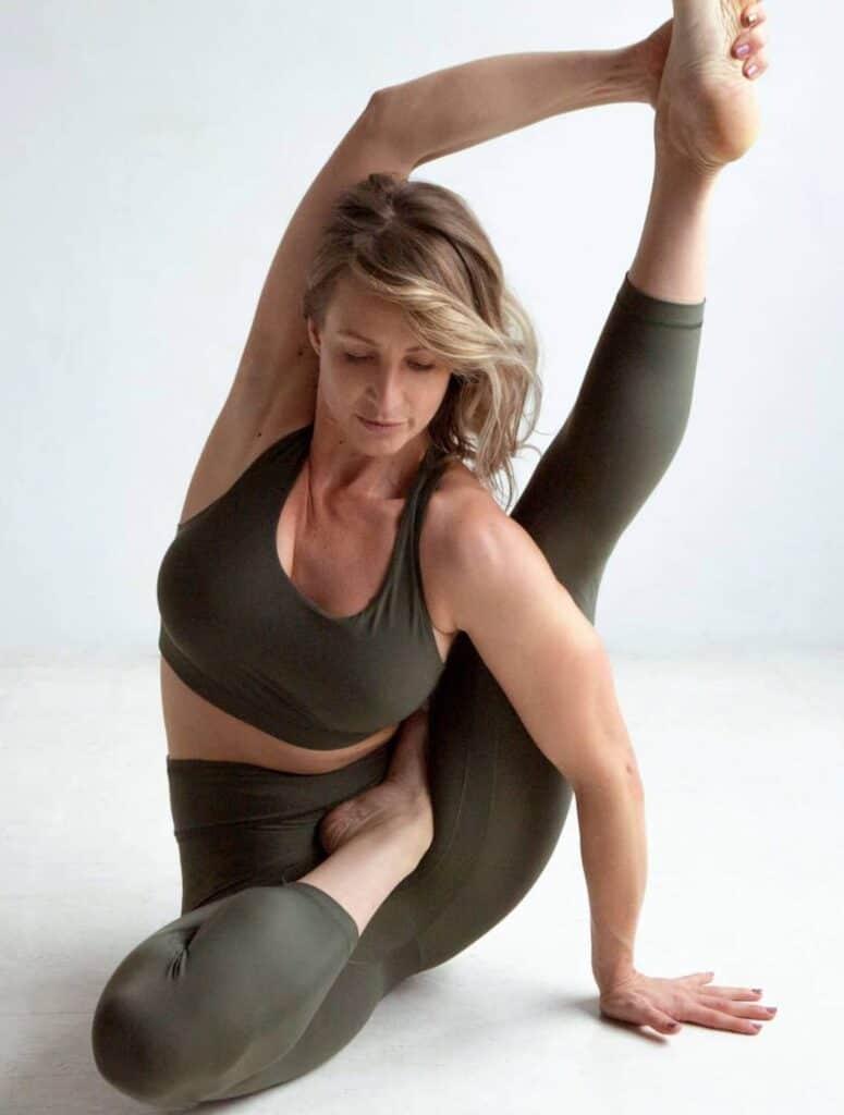 legging yoga ethique ecoresponsable caur paris