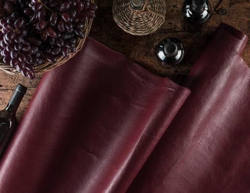 shabiller cuir ethique responsable cuir raisin