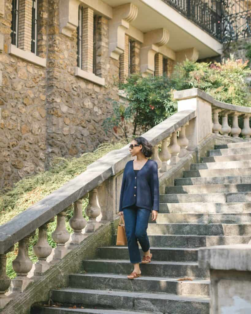 amanda saurin tenue jean levis blog 1