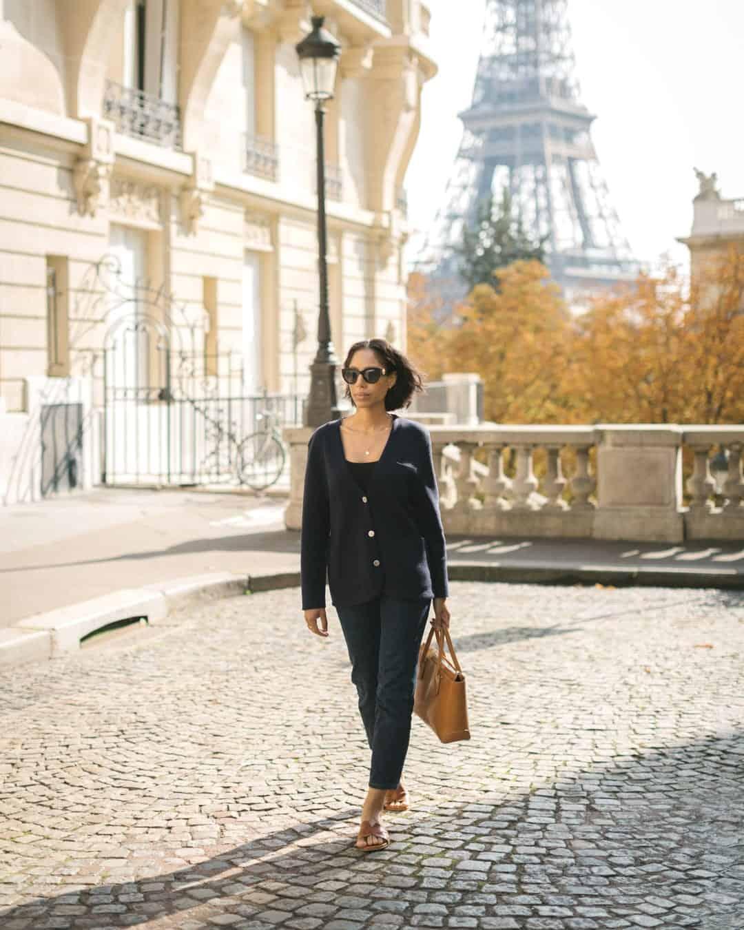 amanda saurin tenue jean levis blog 2